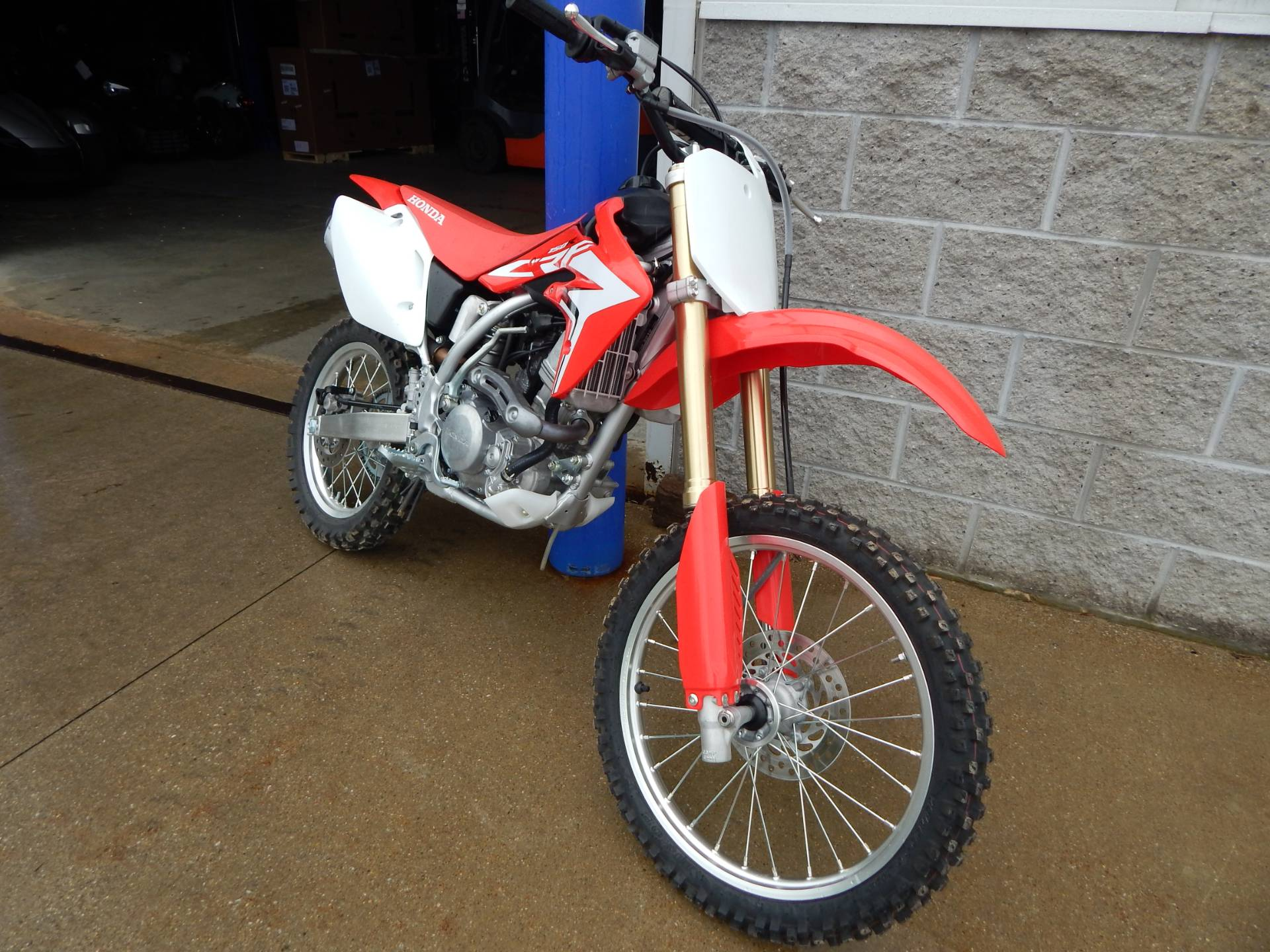 2019 Honda CRF150R in Concord, New Hampshire - Photo 1