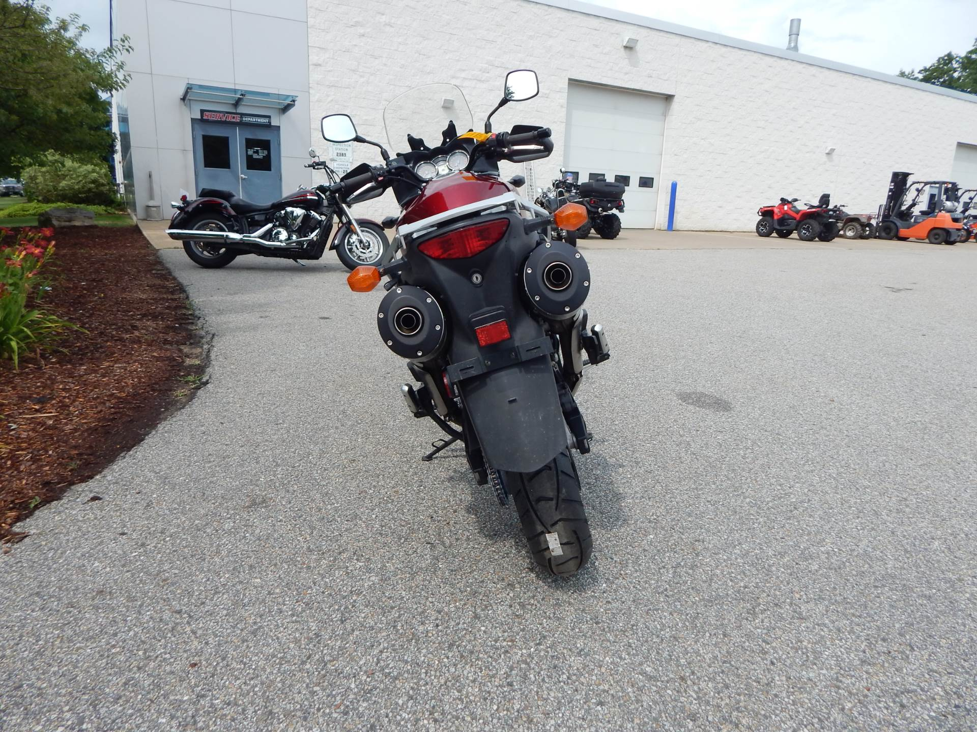 2006 Suzuki V-Strom® 1000 in Concord, New Hampshire - Photo 8