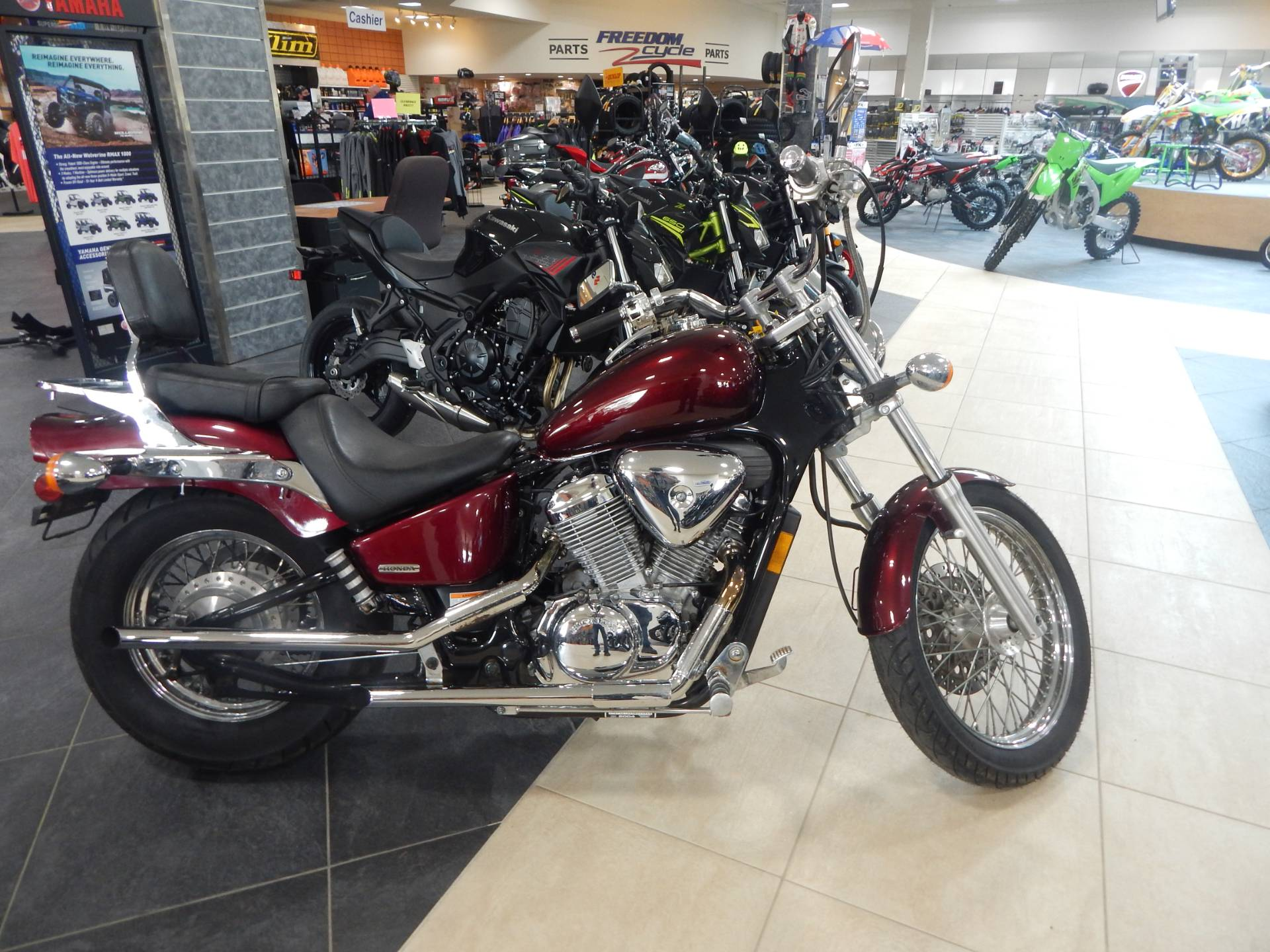 2004 Honda Shadow VLX Deluxe in Concord, New Hampshire - Photo 1