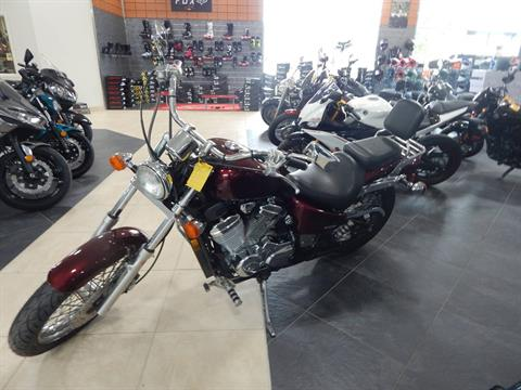2004 Honda Shadow VLX Deluxe in Concord, New Hampshire - Photo 4