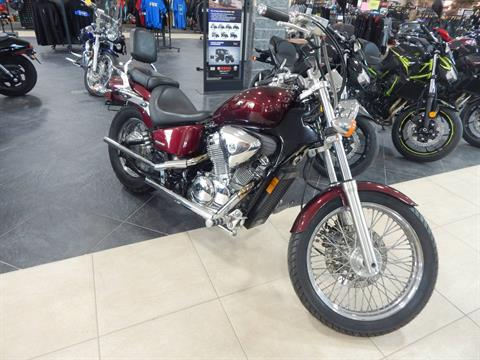 2004 Honda Shadow VLX Deluxe in Concord, New Hampshire - Photo 5