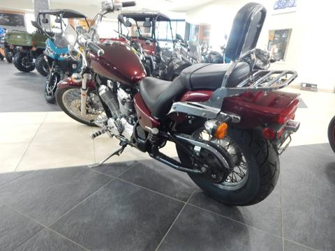 2004 Honda Shadow VLX Deluxe in Concord, New Hampshire - Photo 8