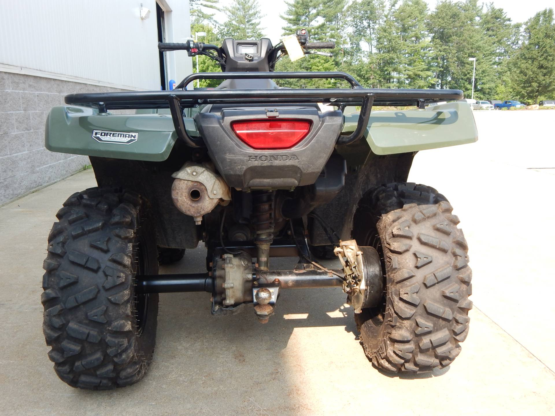 2015 Honda FourTrax® Foreman® 4x4 in Concord, New Hampshire