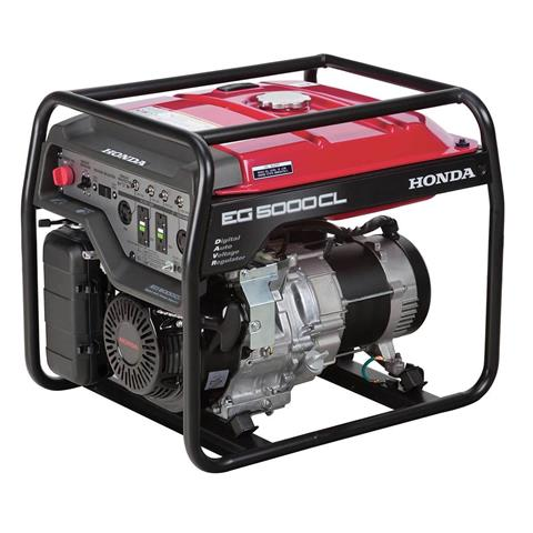 2013 Honda Power Equipment EG5000 CLAT in Concord, New Hampshire