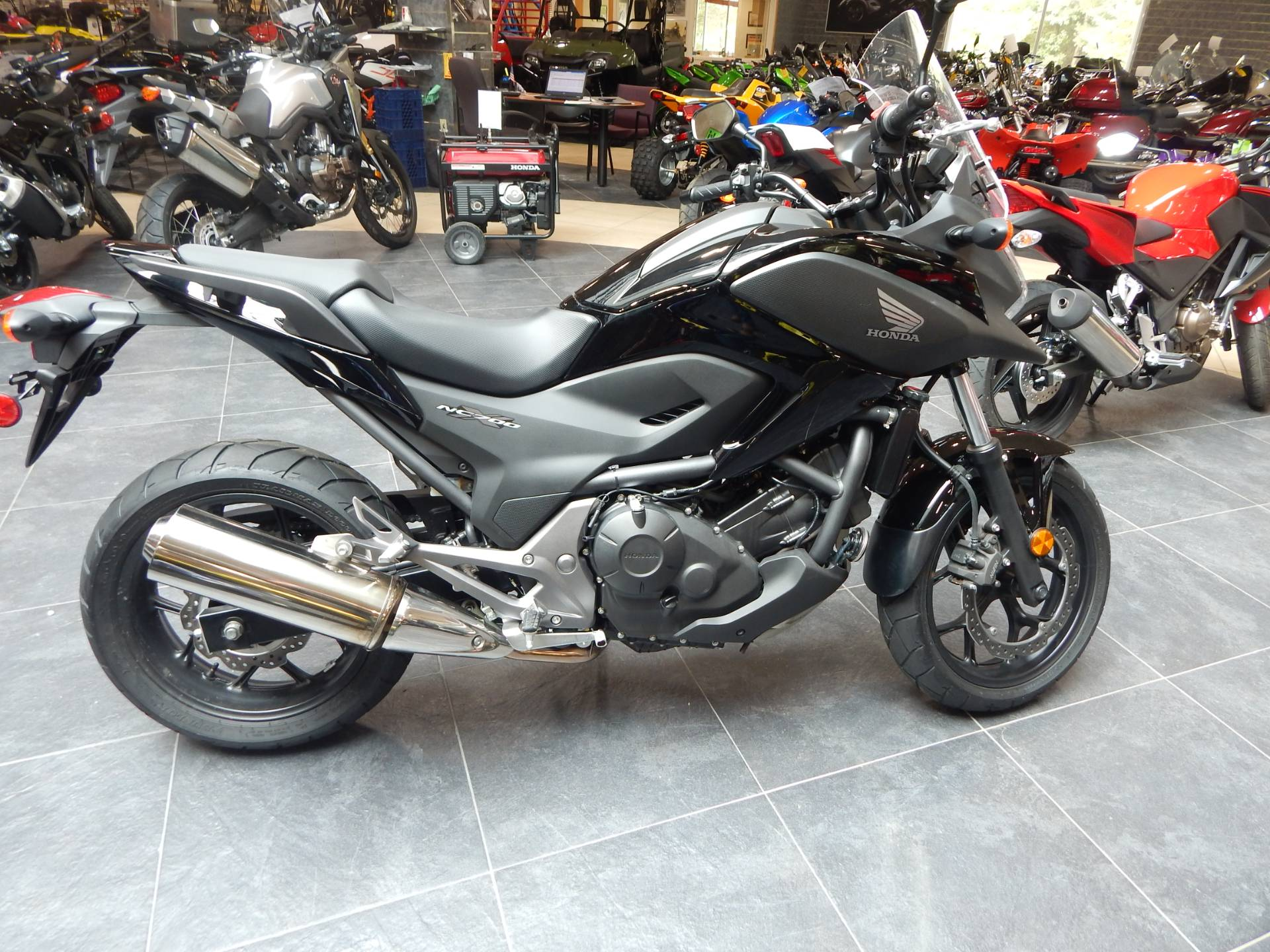Used 2015 Honda Nc700x Motorcycles In Concord Nh