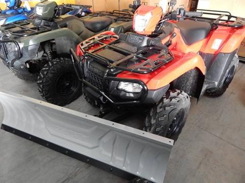 2018 Honda FourTrax Foreman Rubicon 4x4 Automatic DCT EPS in Concord, New Hampshire