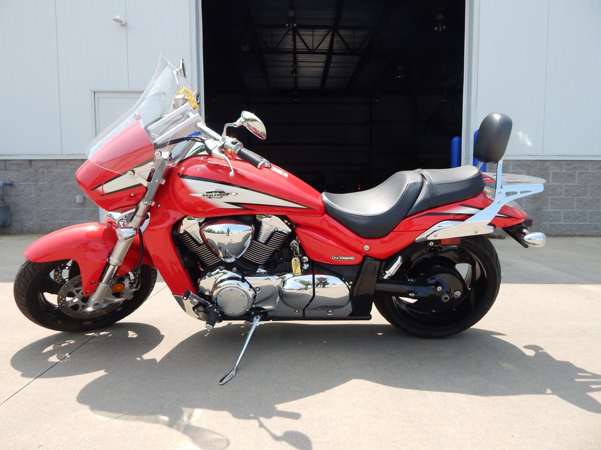 2013 Suzuki Boulevard M109R Limited Edition in Concord, New Hampshire