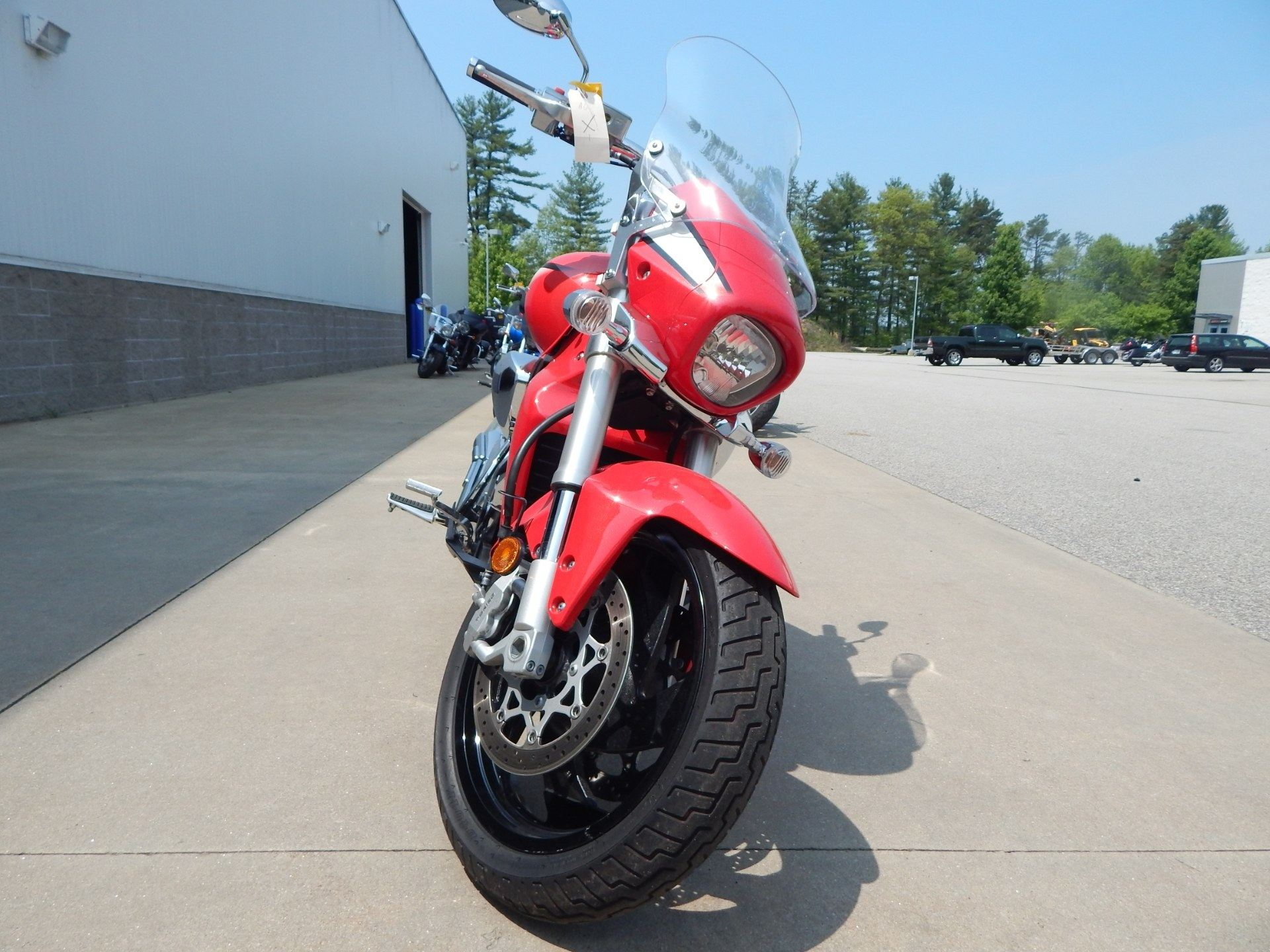 2013 Suzuki Boulevard M109R Limited Edition in Concord, New Hampshire - Photo 6