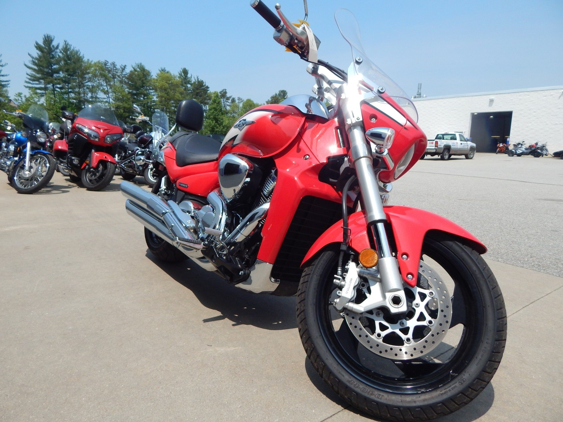 2013 Suzuki Boulevard M109R Limited Edition in Concord, New Hampshire - Photo 7