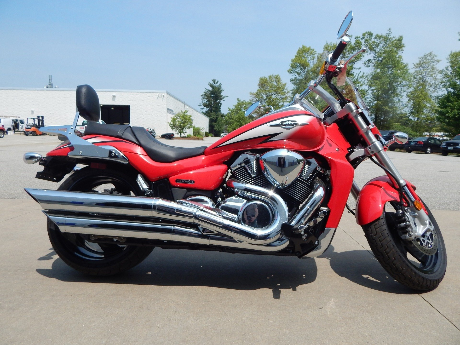 2013 Suzuki Boulevard M109R Limited Edition in Concord, New Hampshire - Photo 1