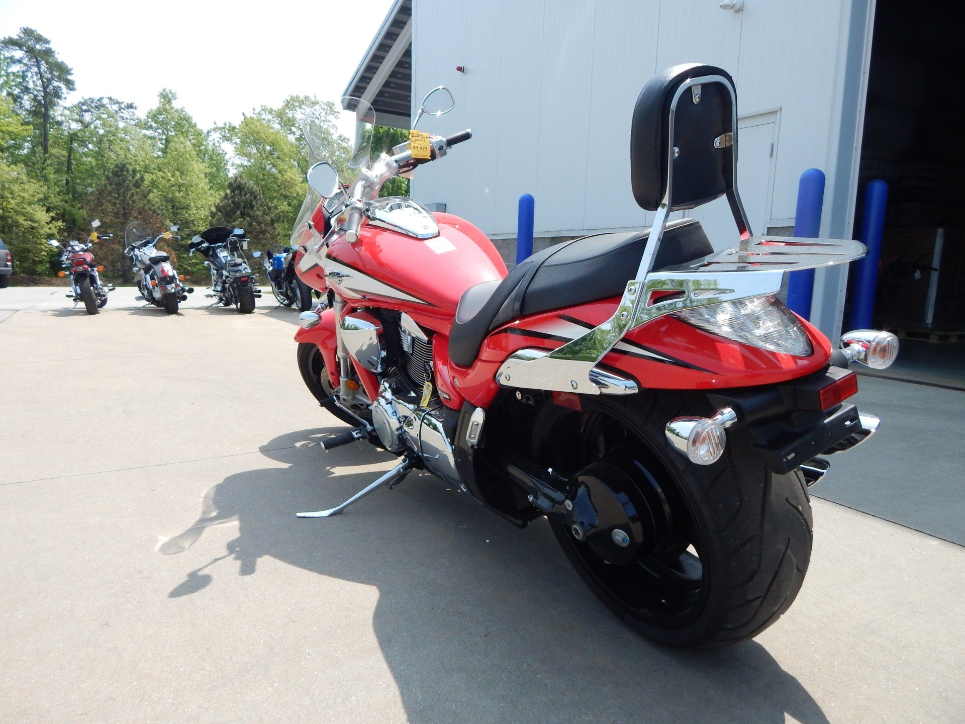 2013 Suzuki Boulevard M109R Limited Edition in Concord, New Hampshire - Photo 10