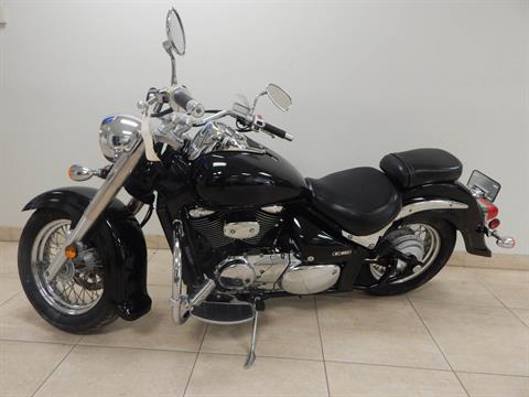 2006 Suzuki Boulevard C50 in Concord, New Hampshire