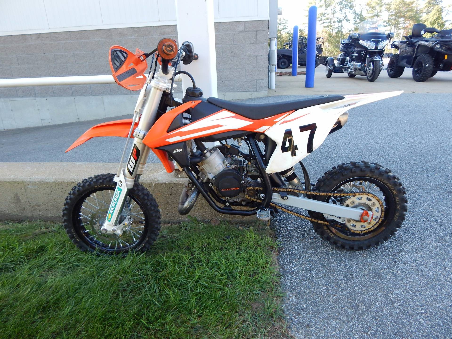 2016 Ktm 50 Sxs In Concord New Hampshire