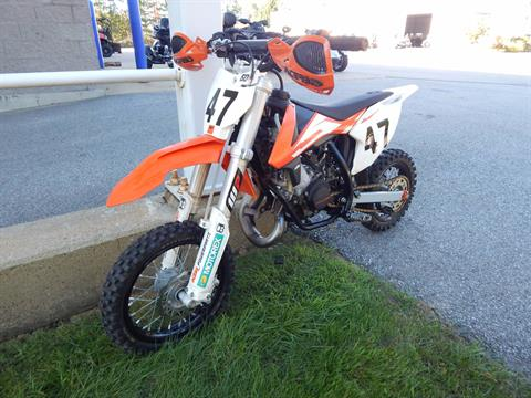 2016 KTM 50 SXS in Concord, New Hampshire - Photo 3