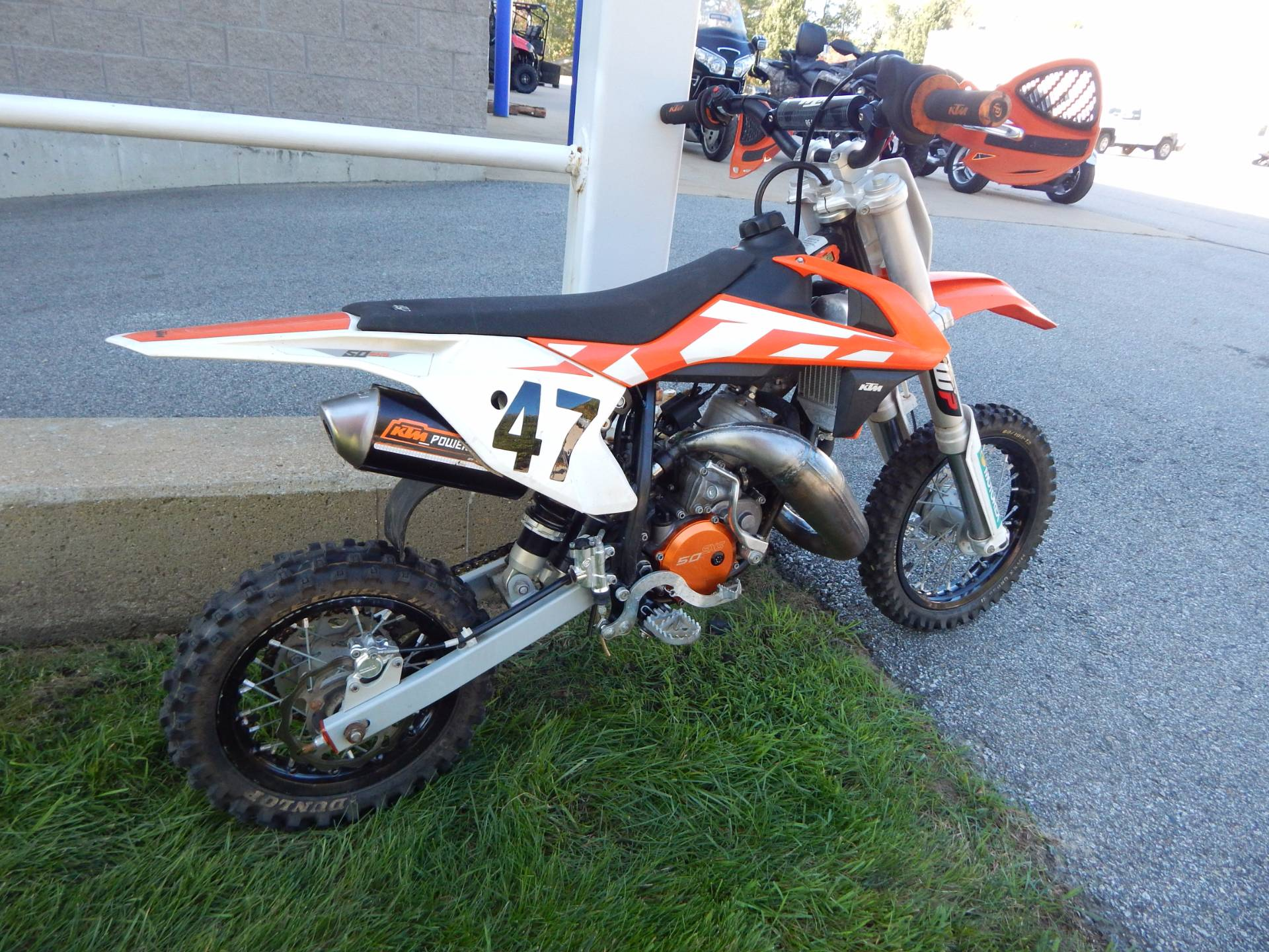 2016 KTM 50 SXS in Concord, New Hampshire - Photo 6