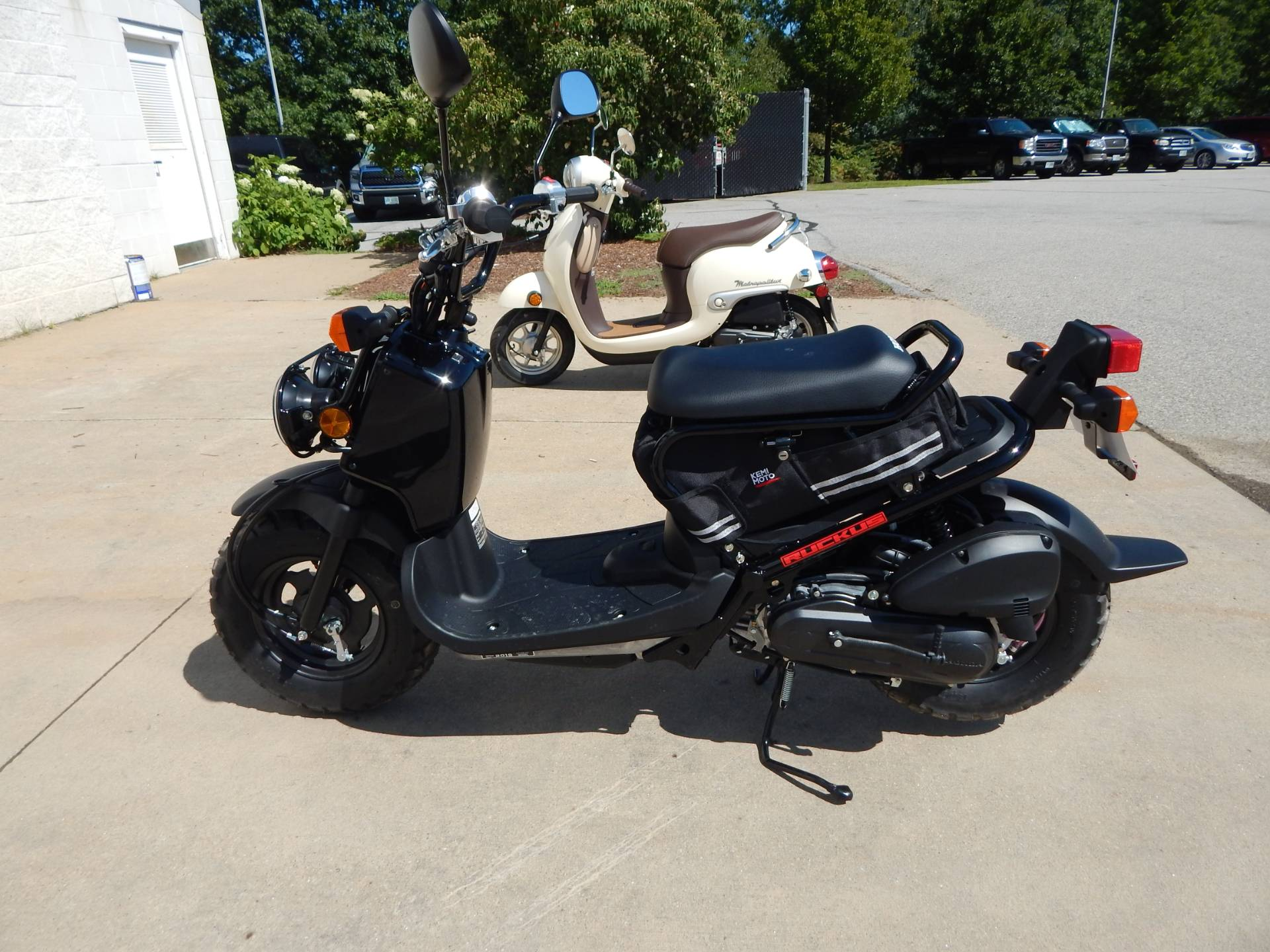 2019 Honda Ruckus in Concord, New Hampshire - Photo 2
