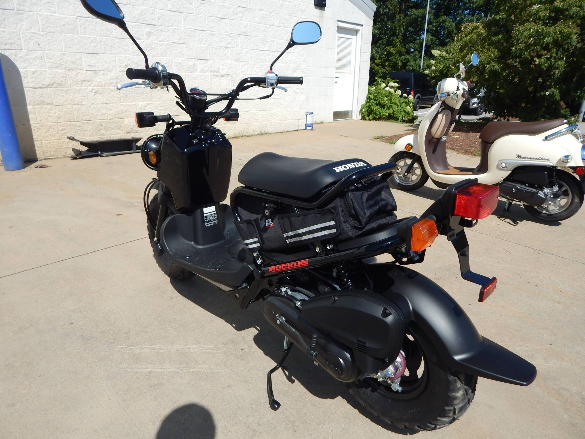 2019 Honda Ruckus in Concord, New Hampshire - Photo 3