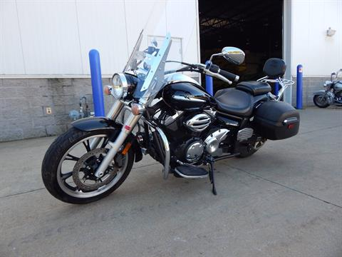 2009 Yamaha V Star 950 Tourer in Concord, New Hampshire