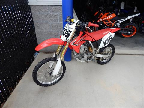 2017 Honda CRF150R in Concord, New Hampshire