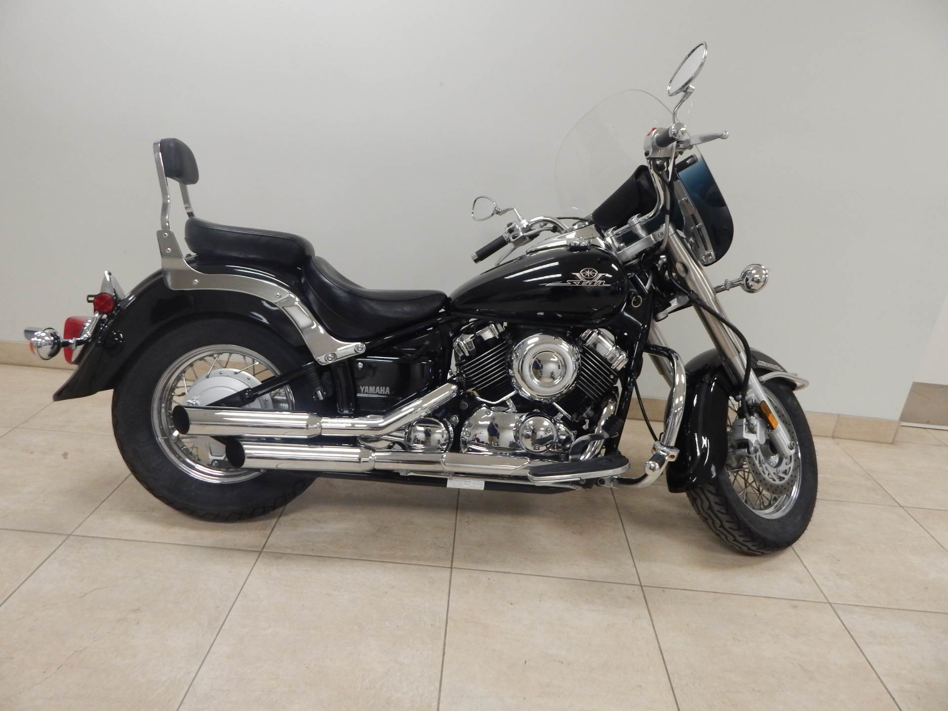 Used 2003 yamaha v star classic motorcycles in concord nh for Yamaha installment financing