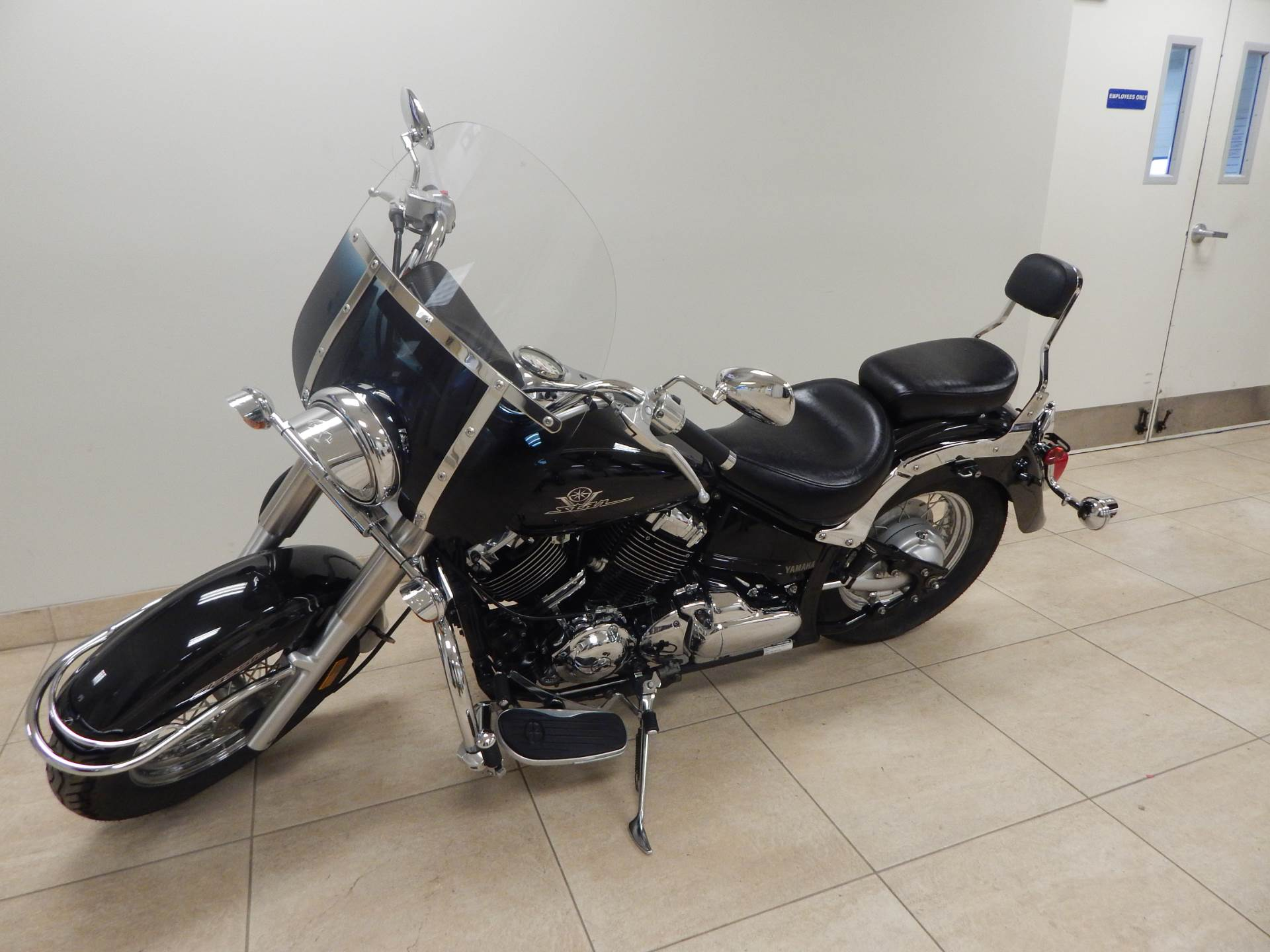 Used 2003 yamaha v star classic motorcycles in concord nh for Nh yamaha dealers