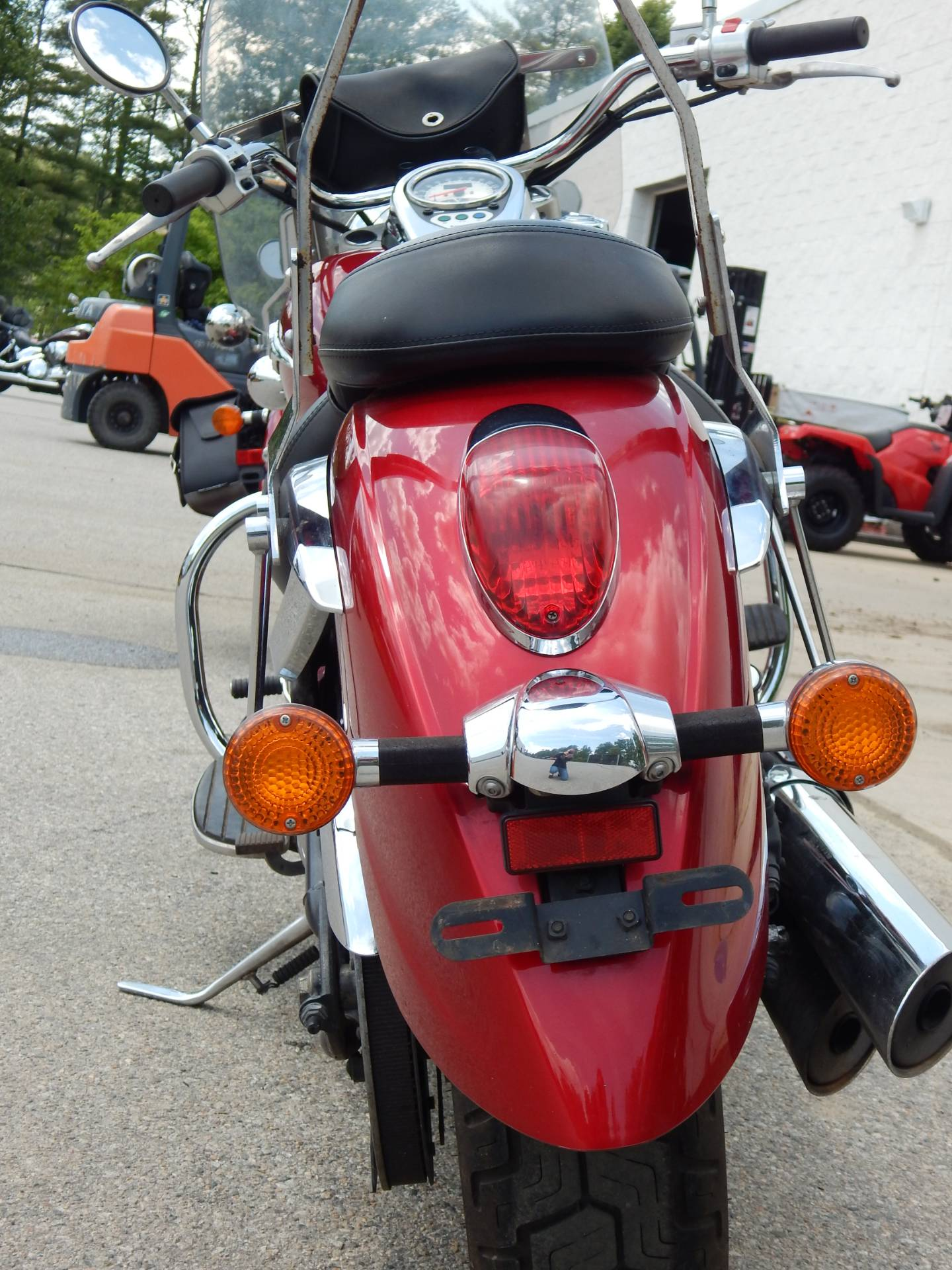 2007 Kawasaki Vulcan® 900 Classic in Concord, New Hampshire