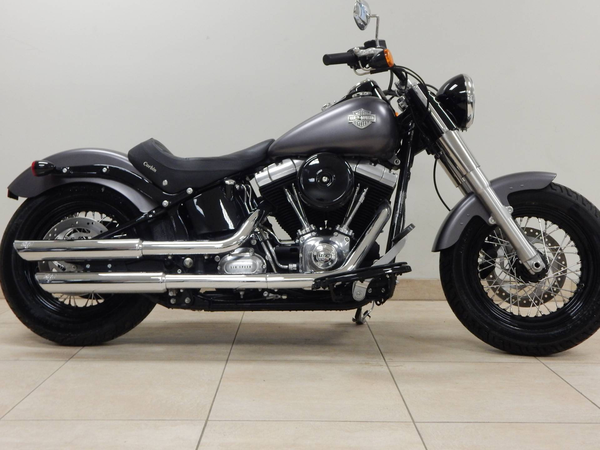 2015 Harley-Davidson Softail Slim® in Concord, New Hampshire