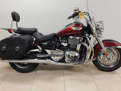 2015 Triumph Thunderbird LT ABS in Concord, New Hampshire