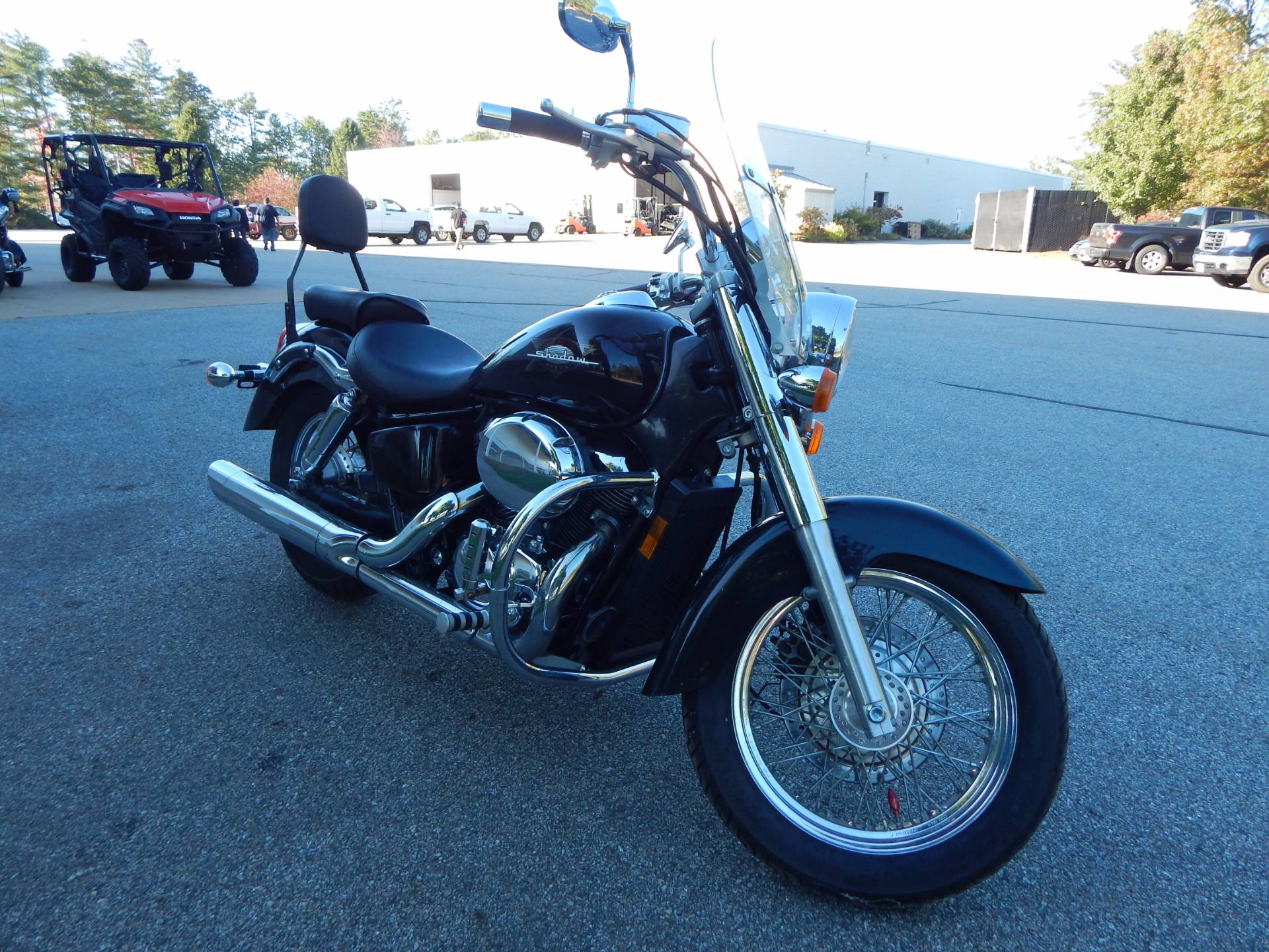 1999 Honda Shadow Ace 750 in Concord, New Hampshire