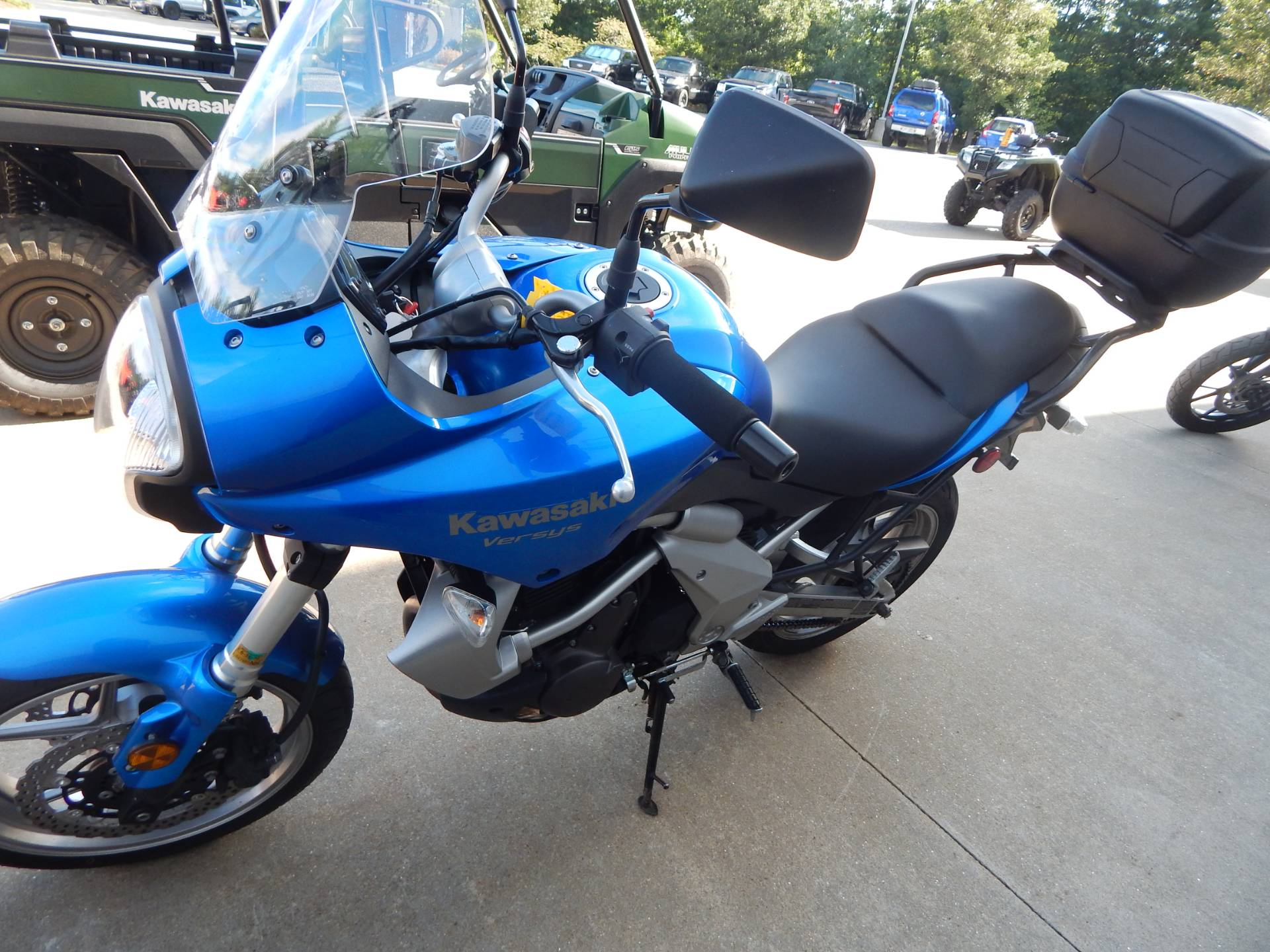 2009 Kawasaki ER-6n in Concord, New Hampshire