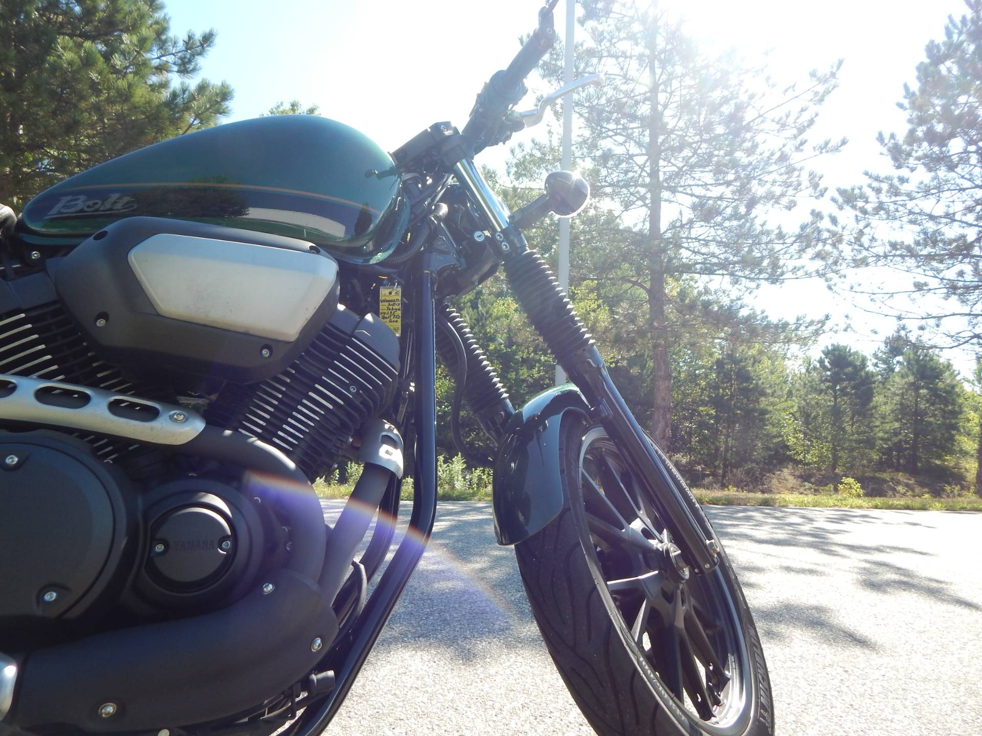 2015 Yamaha Bolt C-Spec in Concord, New Hampshire - Photo 10