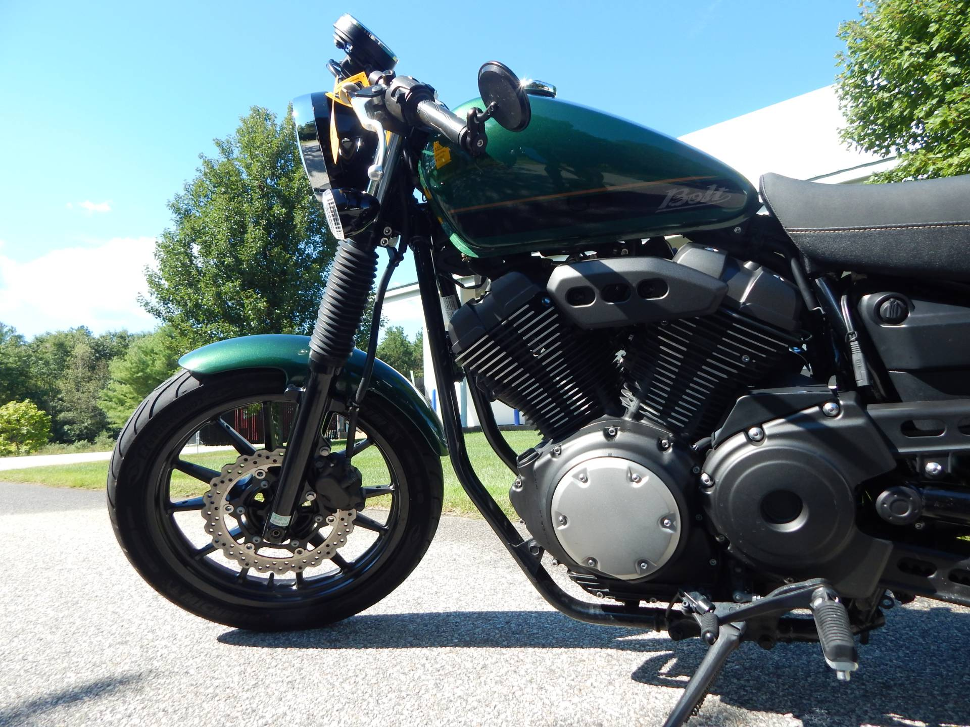 2015 Yamaha Bolt C-Spec in Concord, New Hampshire - Photo 12