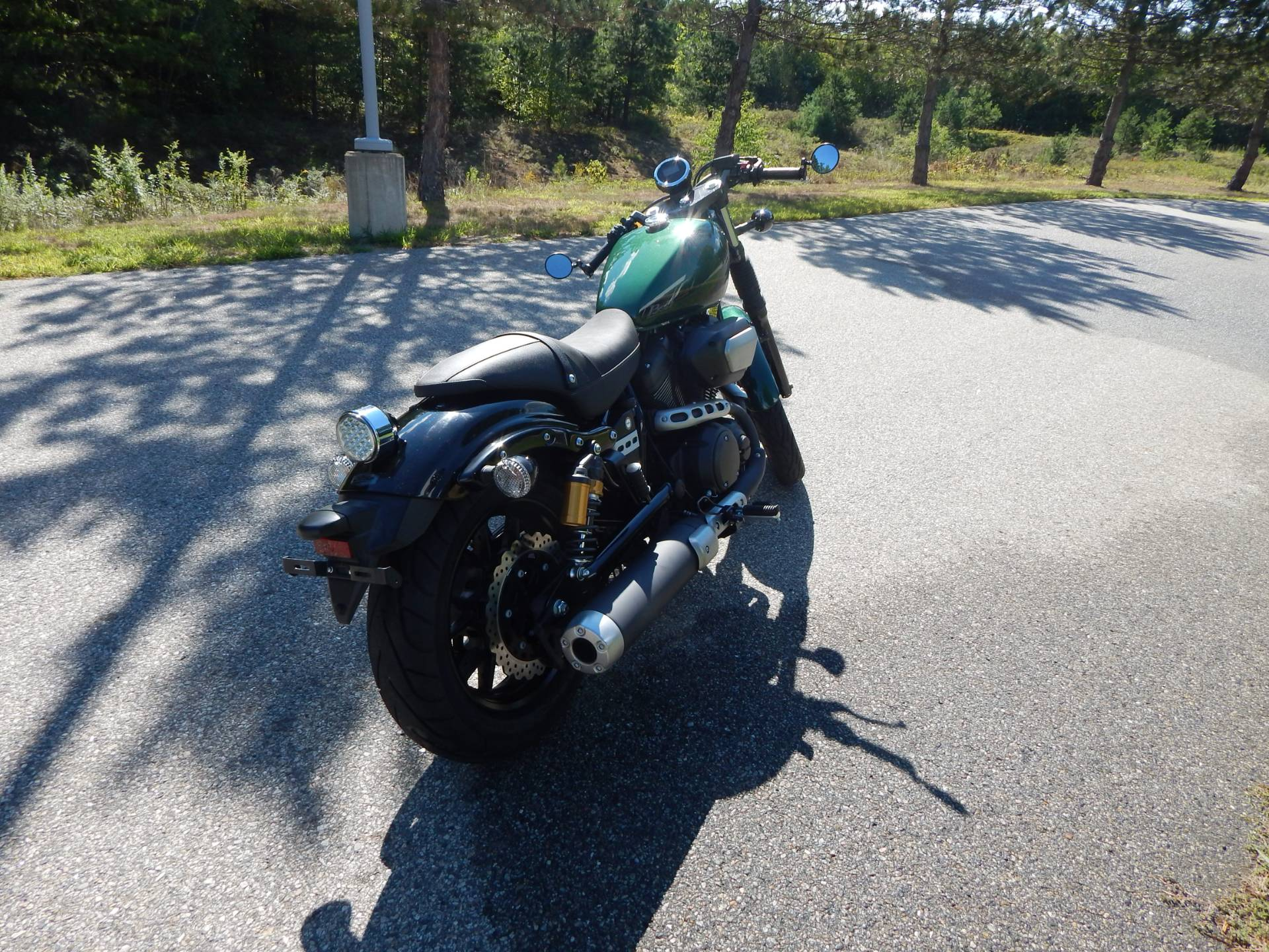2015 Yamaha Bolt C-Spec in Concord, New Hampshire - Photo 5