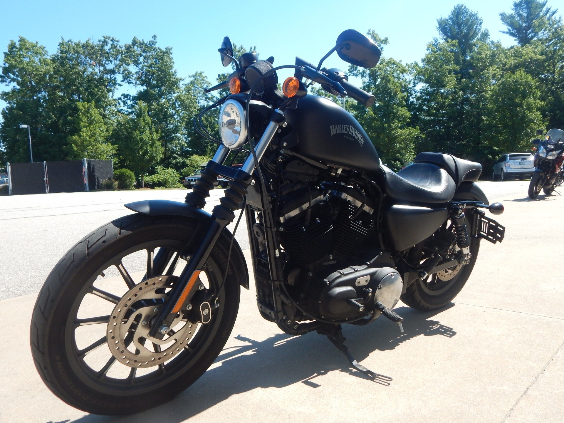 2014 Harley-Davidson Sportster® Iron 883™ in Concord, New Hampshire