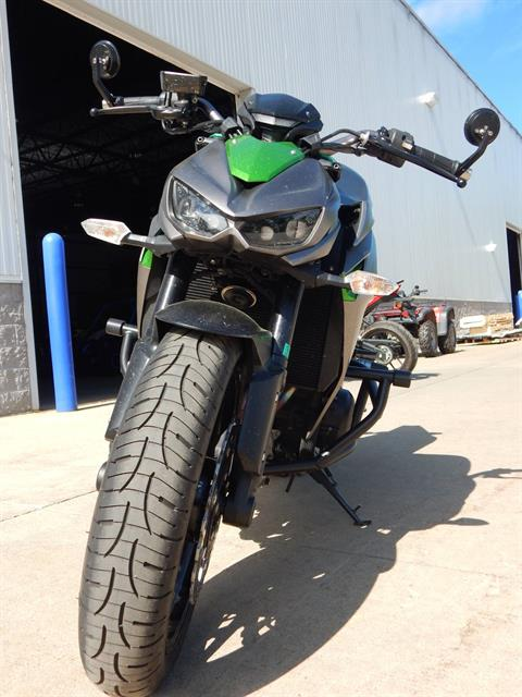 2016 Kawasaki Z1000 ABS in Concord, New Hampshire