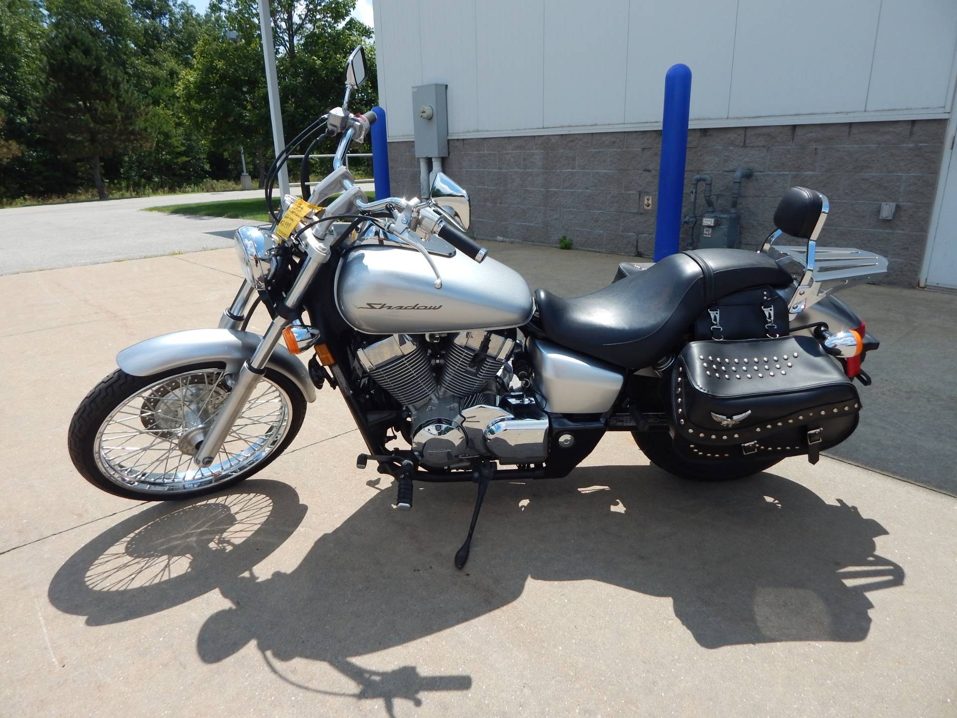 2008 Honda Shadow Spirit 750 in Concord, New Hampshire - Photo 2