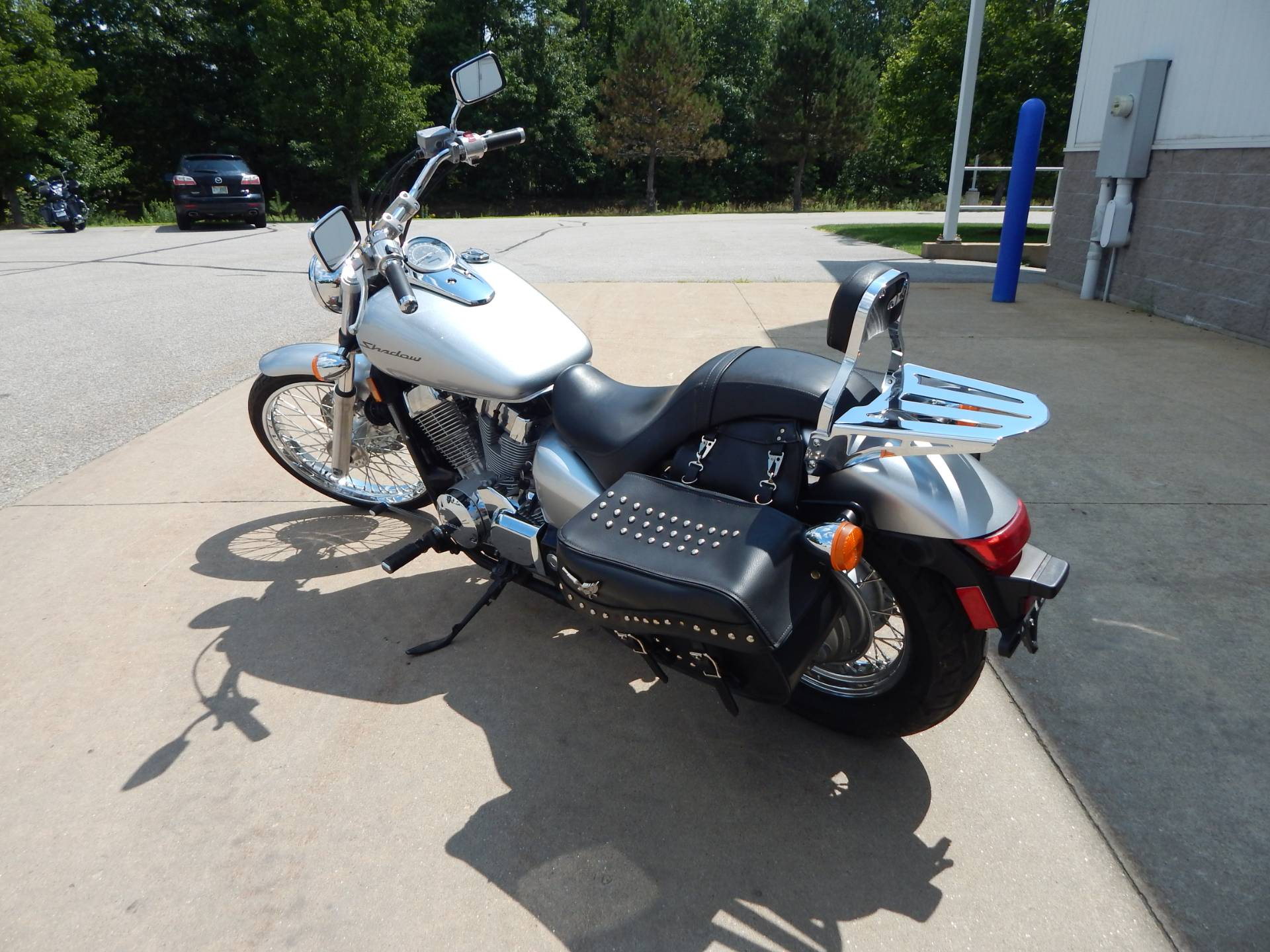 2008 Honda Shadow Spirit 750 in Concord, New Hampshire - Photo 3