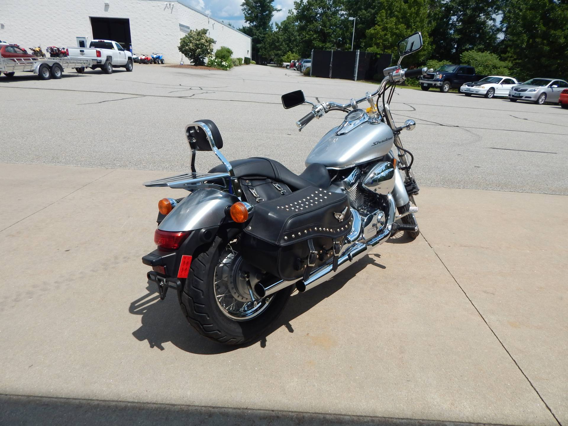 2008 Honda Shadow Spirit 750 in Concord, New Hampshire - Photo 4