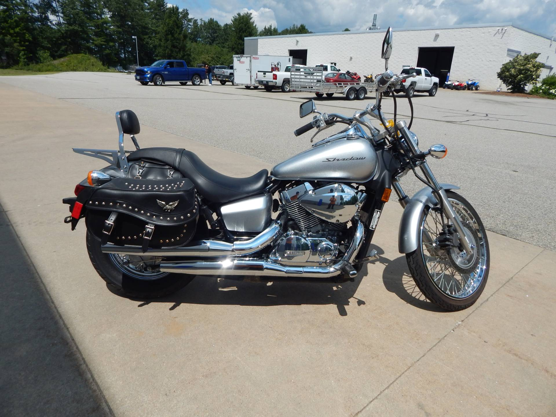 2008 Honda Shadow Spirit 750 in Concord, New Hampshire - Photo 5