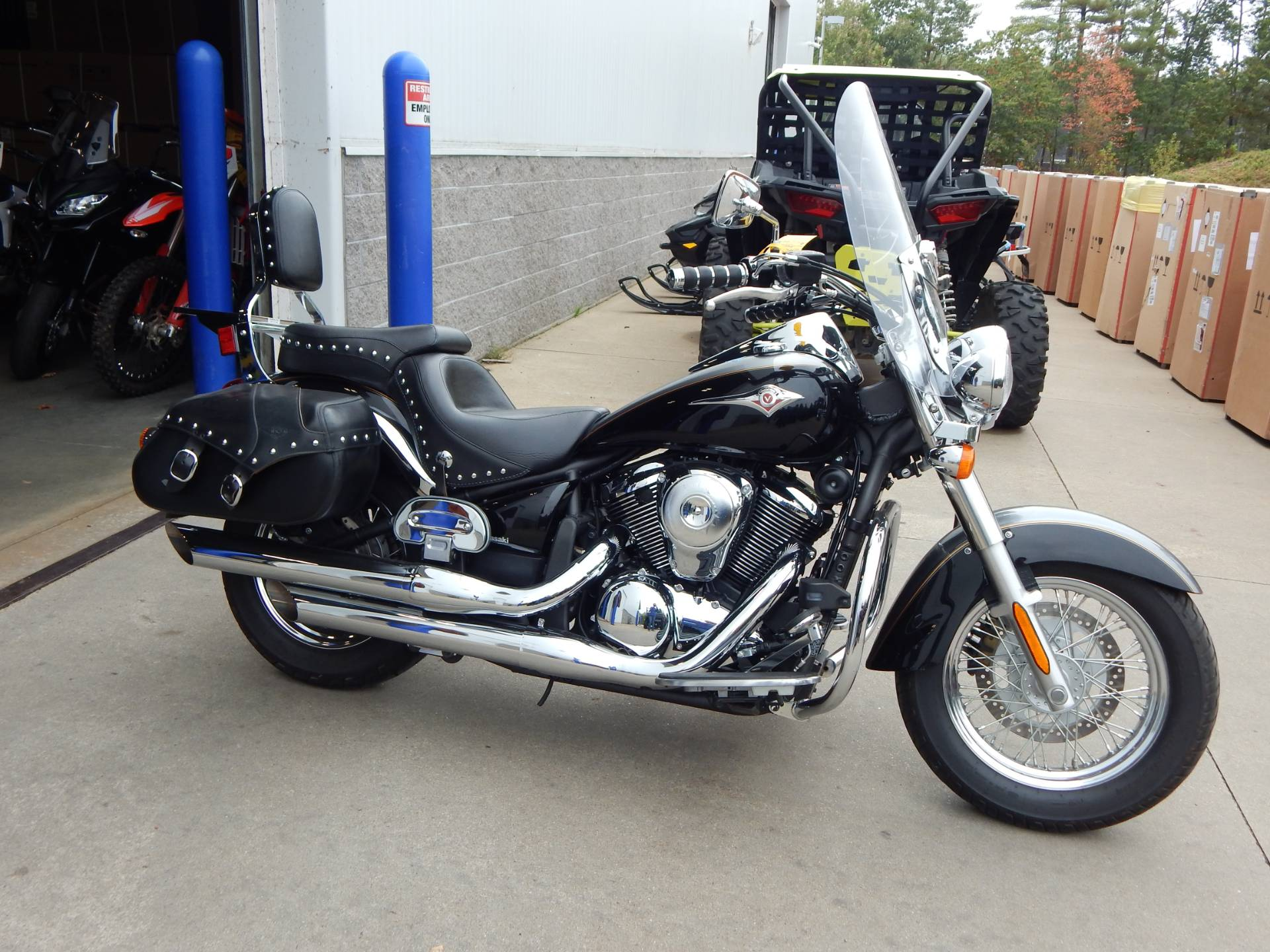 2012 Kawasaki VN900LT in Concord, New Hampshire - Photo 5