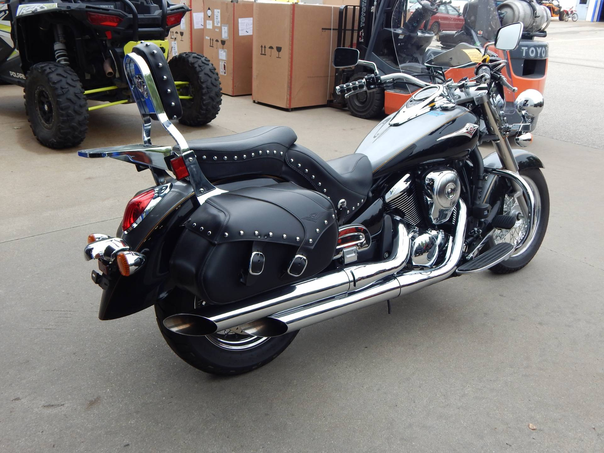 2012 Kawasaki VN900LT in Concord, New Hampshire - Photo 6
