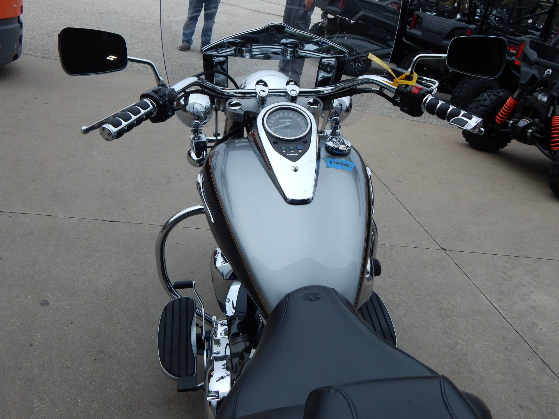2012 Kawasaki VN900LT in Concord, New Hampshire - Photo 8