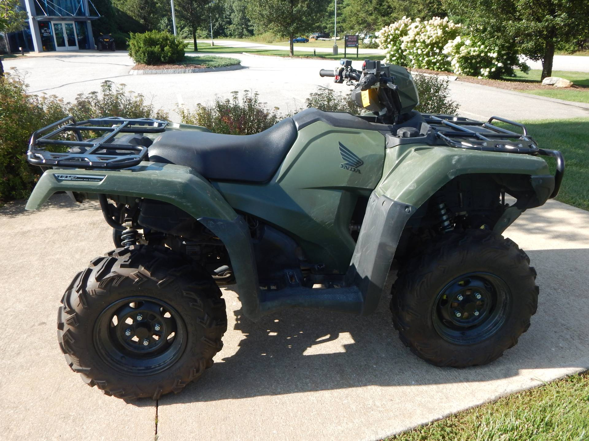 2015 Honda TRX500FM5 in Concord, New Hampshire - Photo 2