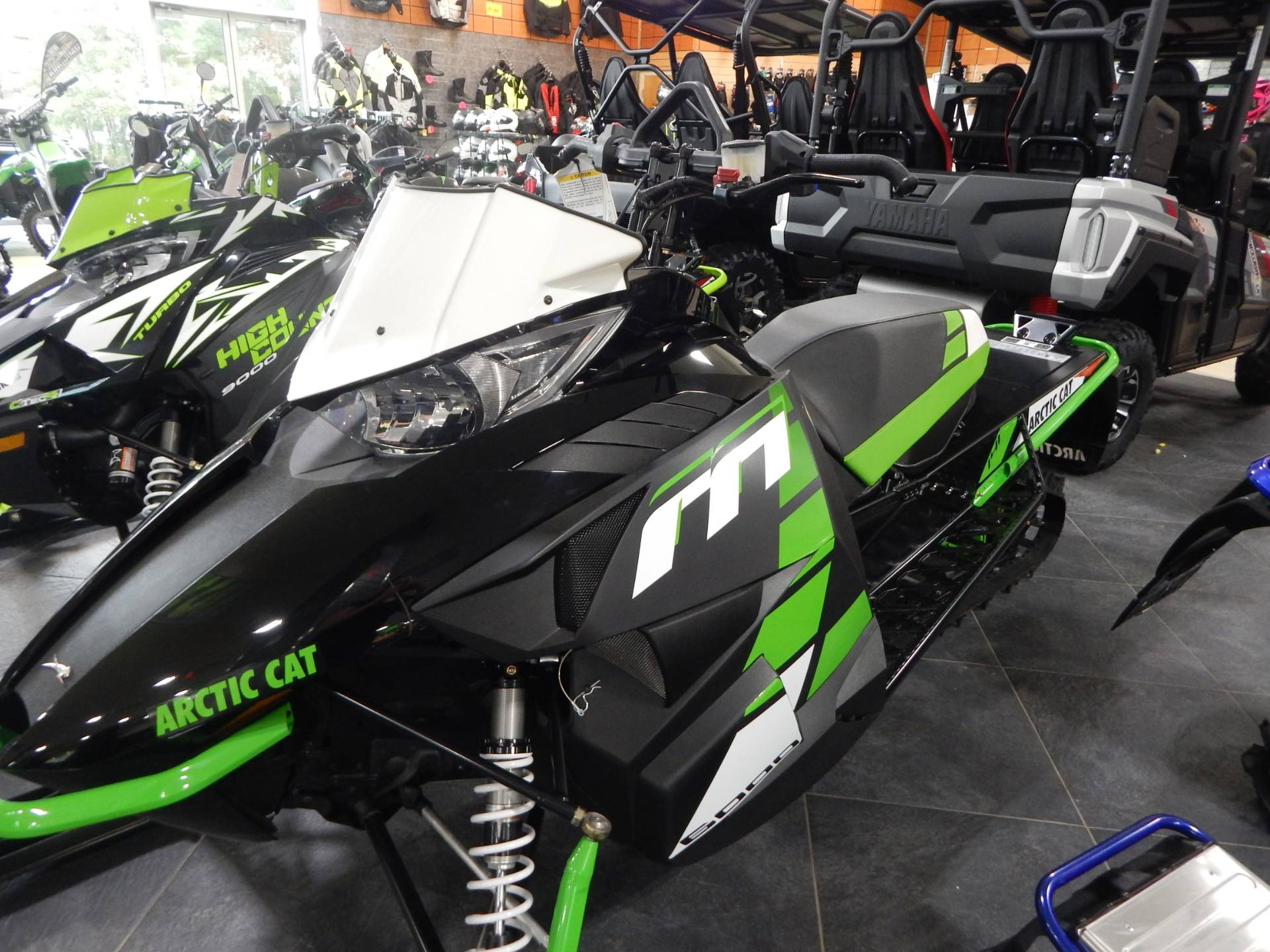 2017 Arctic Cat M 6000 SE ES 141 in Concord, New Hampshire