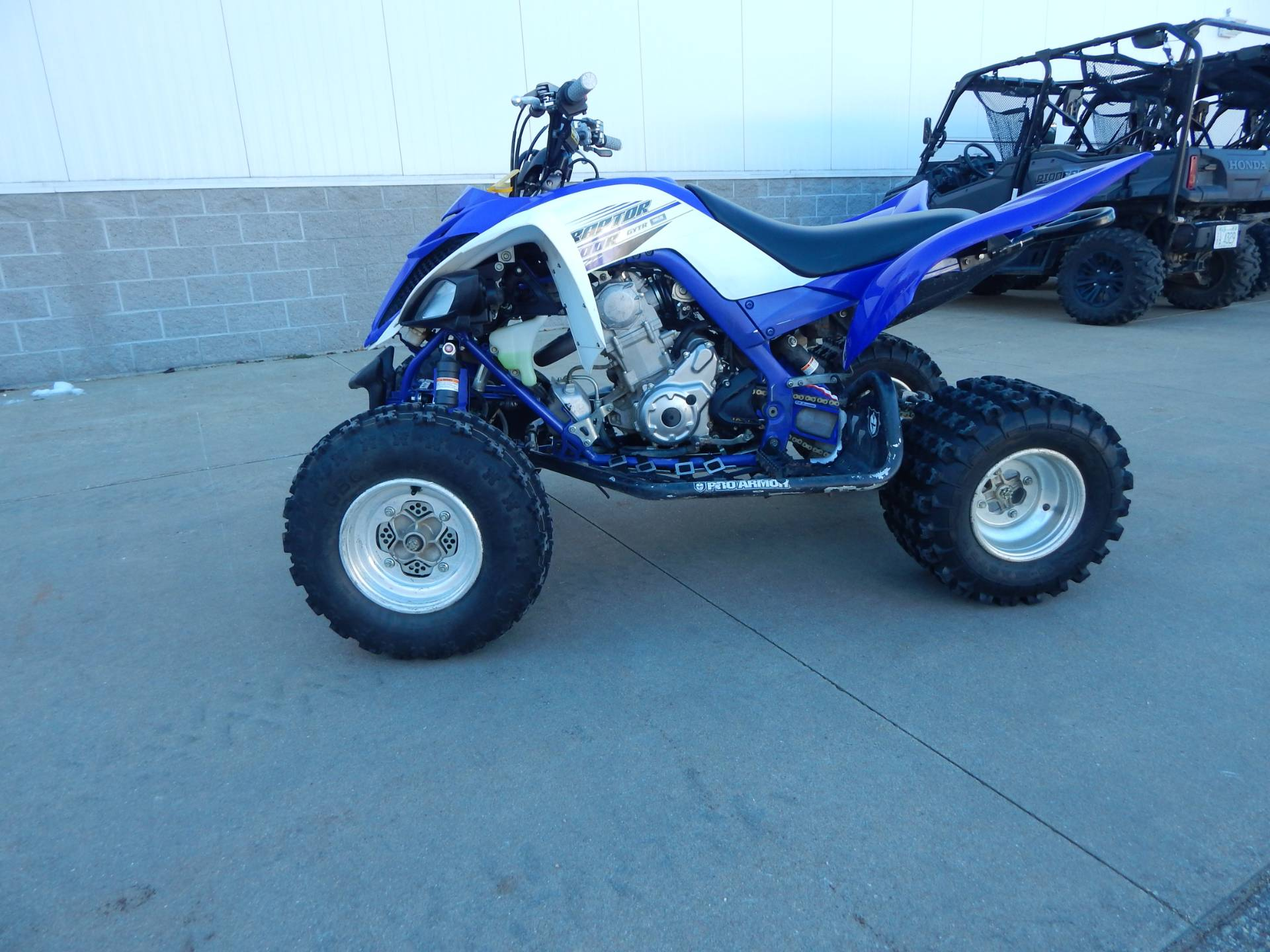 2016 Yamaha Raptor 700R 2