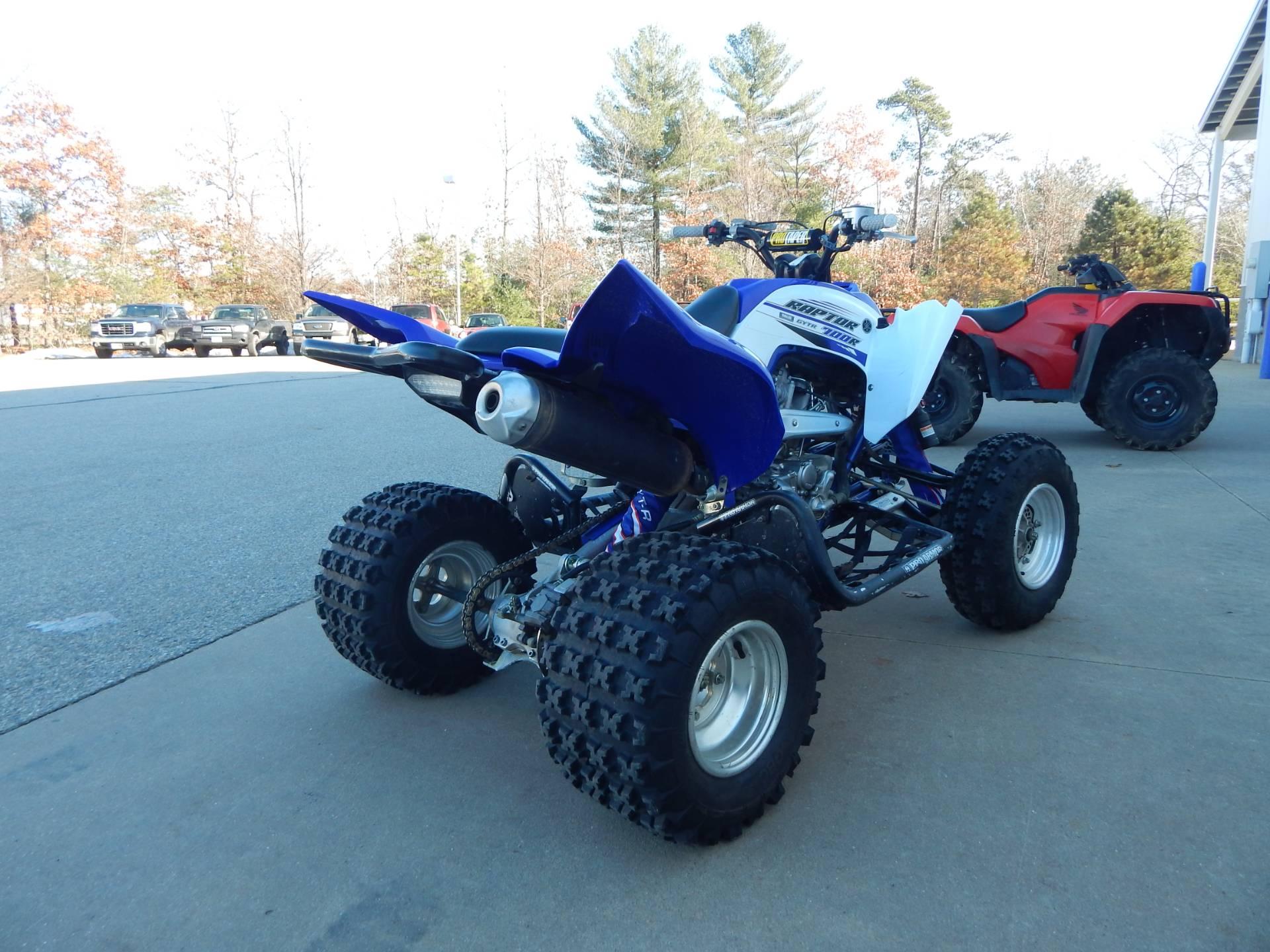 2016 Yamaha Raptor 700R 5