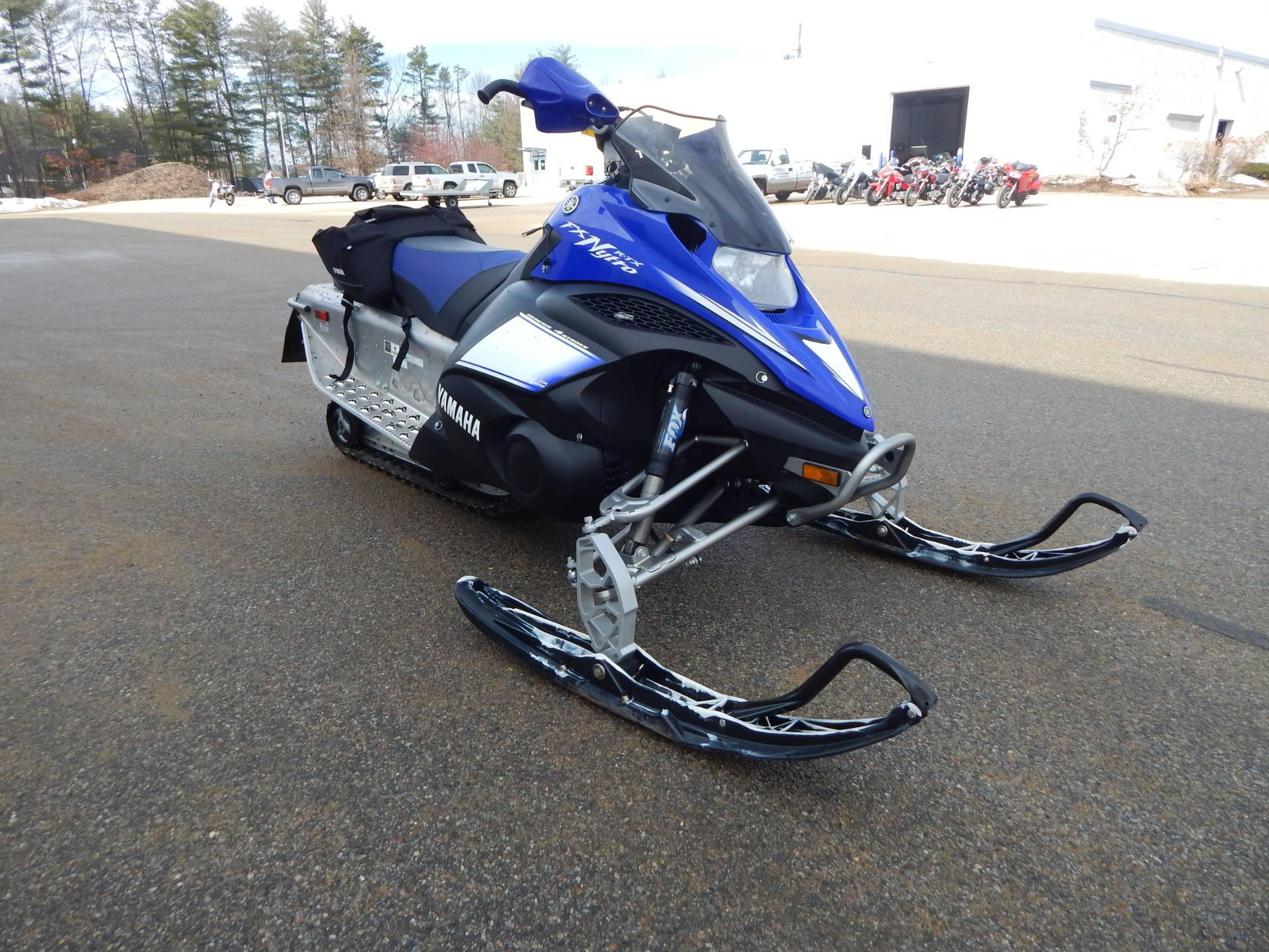 2009 Yamaha FX Nytro RTX in Concord, New Hampshire