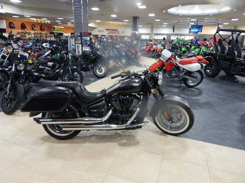 2018 Kawasaki Vulcan 900 Classic in Concord, New Hampshire