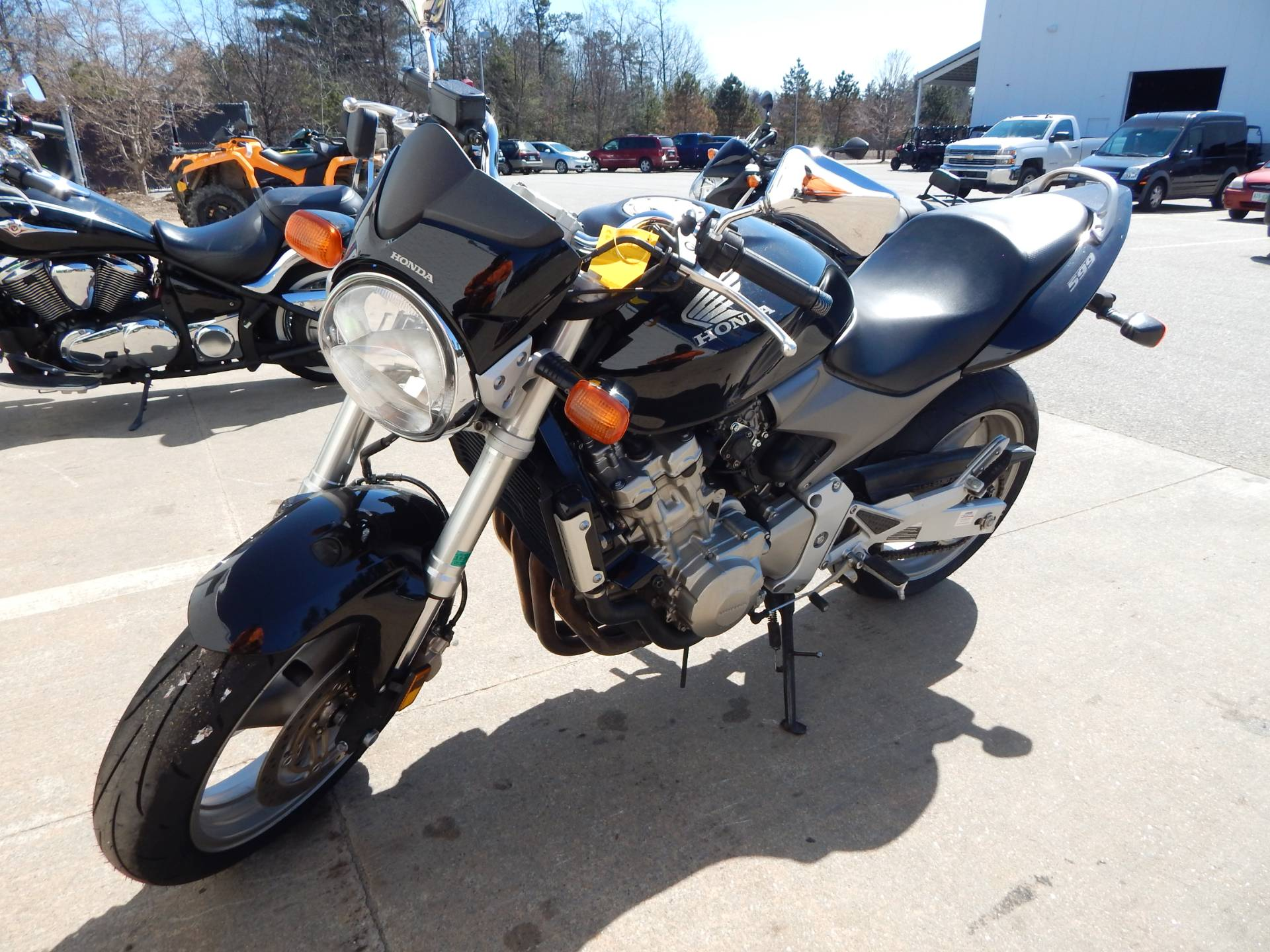 2006 Honda 599™ in Concord, New Hampshire - Photo 1