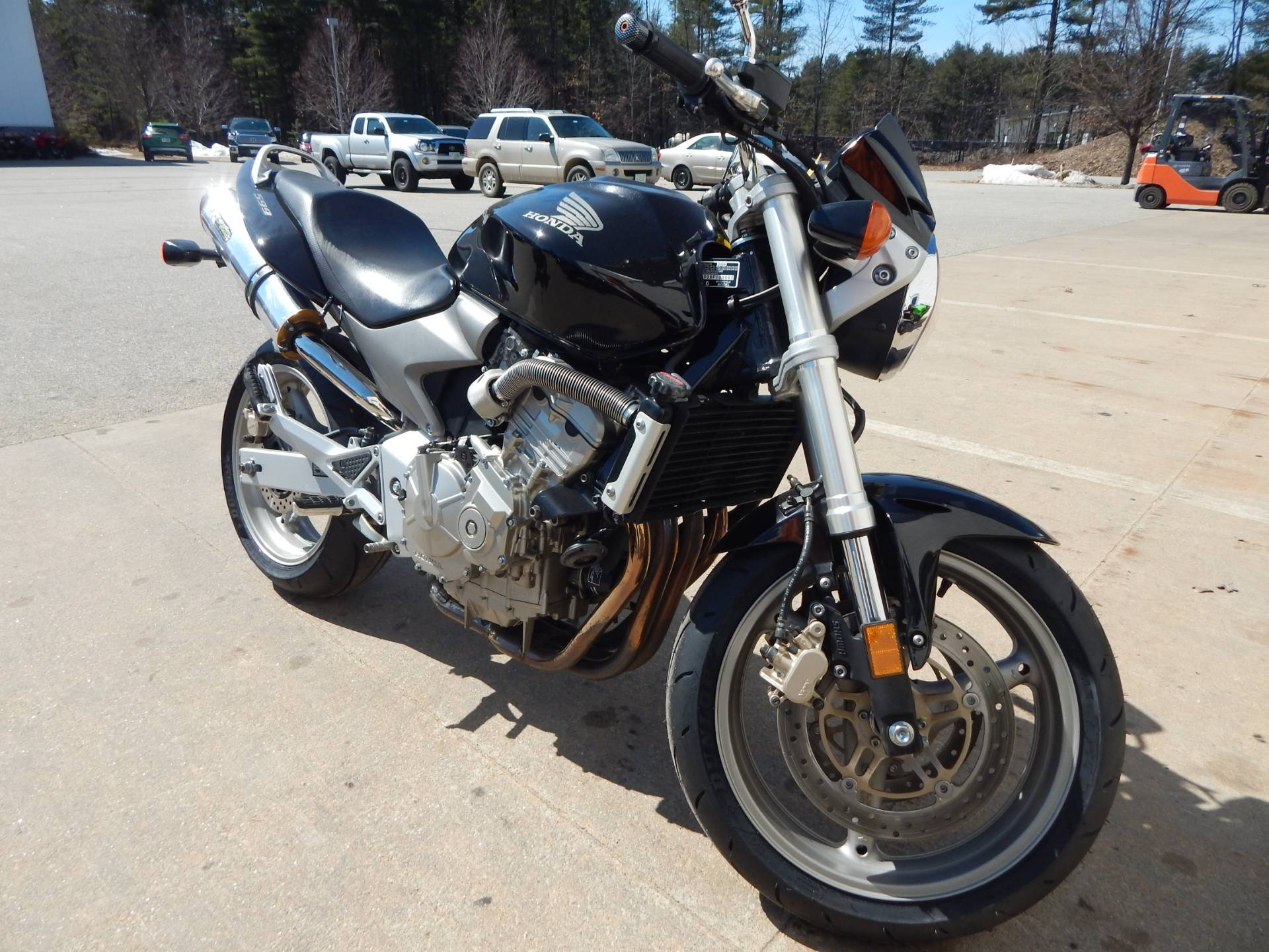 2006 Honda 599™ in Concord, New Hampshire - Photo 6